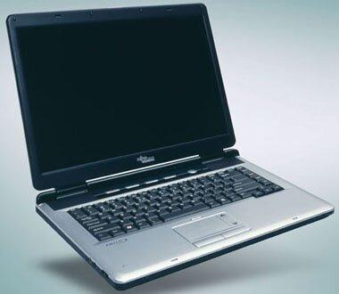 Fujitsu Siemens- laptop