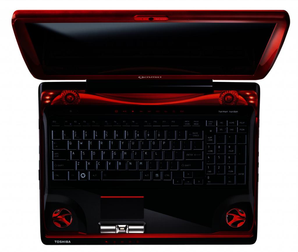 Komputer toshiba qosmio